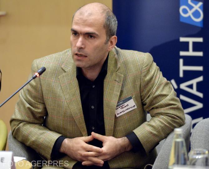 Bogdan Tănase, managerul Institutului Oncologic București