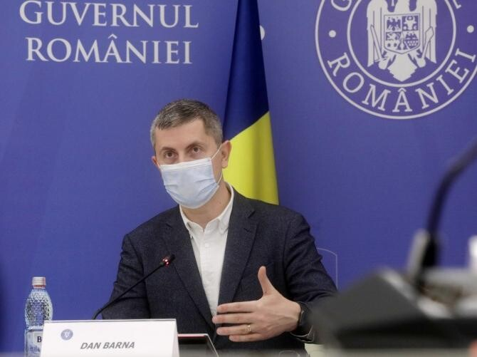 Facebook Dan Barna / Guvernul României