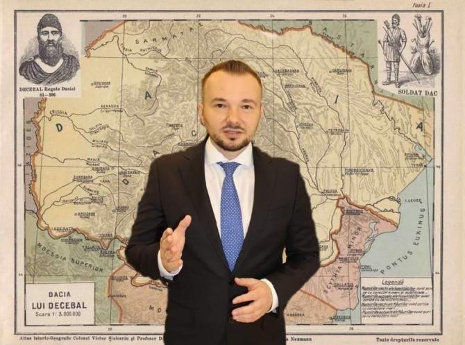 Daniel Gheorghe (PNL), către ministrul Drulă: Nu faci politică folosind ranga. Credeam că FSN nu mai e la putere  /  Sursă foto: Facebook Daniel Gheorghe
