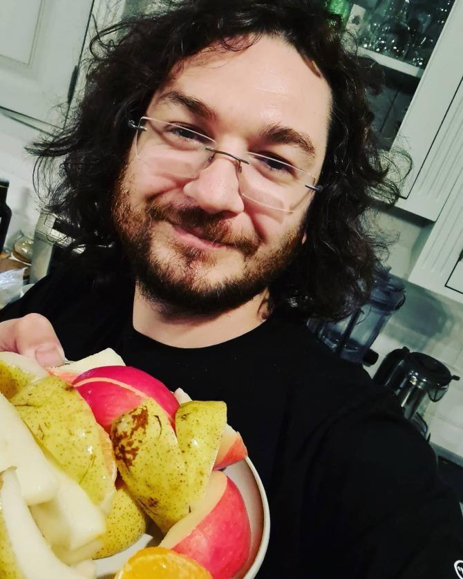 Chef Florin Dumintrescu a terminat dieta. Ce a mâncat de a slăbit 10 kilograme în 21 de zile
