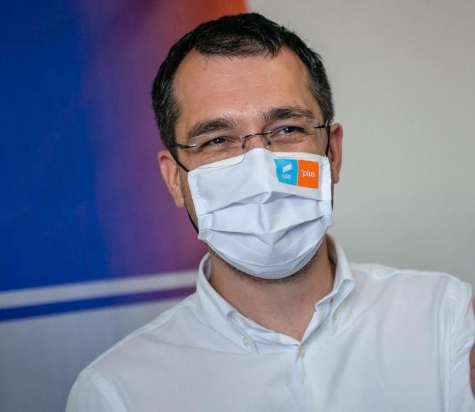 DIICOT a preluat plângerea privind accesarea Registrului Electronic de Vaccinări de către Ștefan Voinea, consilierul lui Vlad Voiculescu