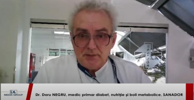 Dr. Doru Negru, la DCNewsTV