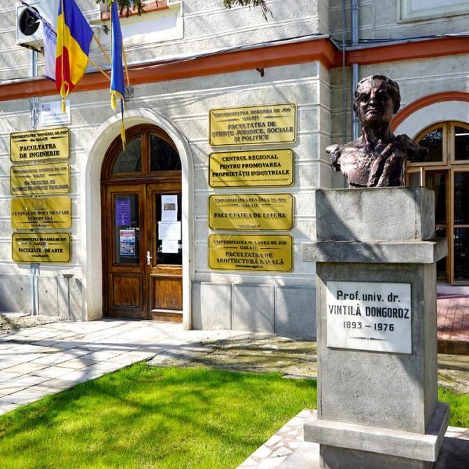 Facebook Universitatea Dunărea de Jos Galati