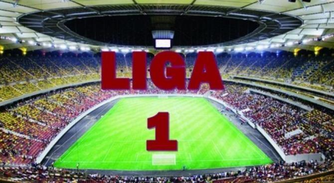 FC Viitorul - Gaz Metan Mediaş, rezultat în Liga 1. Echipa patronată de Hagi, record negativ / Video