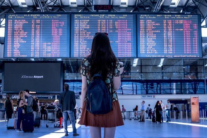Femeie cu COVID-19, depistată pe aeroport în București când încerca să plece din țară  /  Foto cu caracter ilustrativ: Pixabay