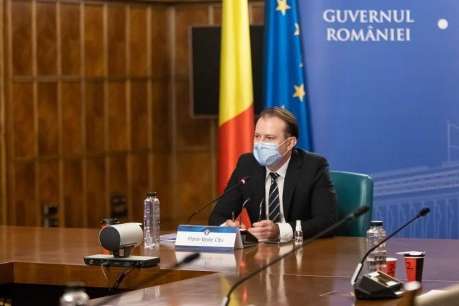 Sursă foto: Facebook Florin Cîțu