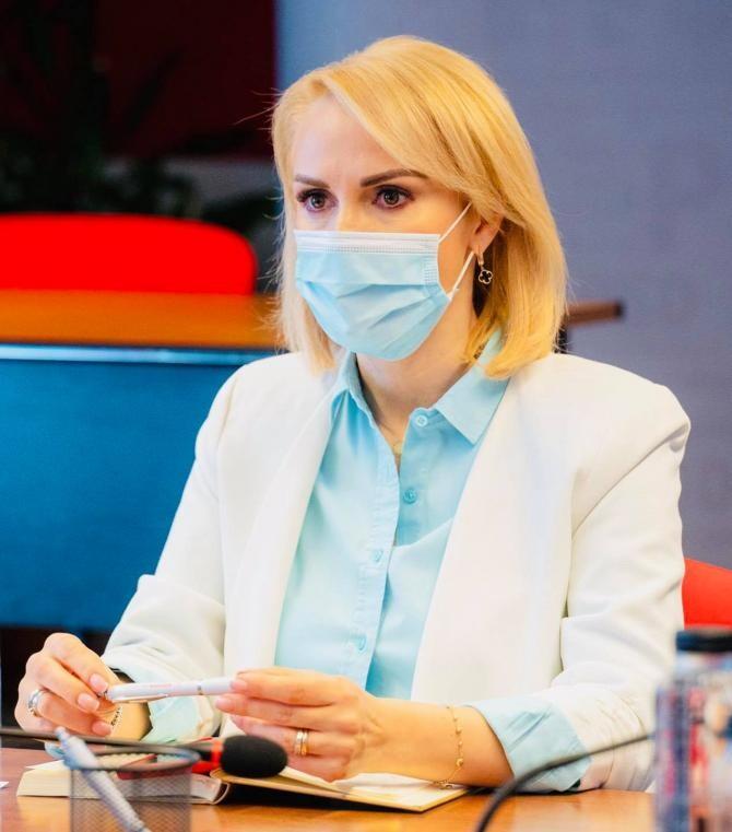"""Gabriel Firea, către Florin Cîțu: Unde e viața """"fantastică"""" promisă?  /  Sursă foto: Facebook Gabriela Firea"""