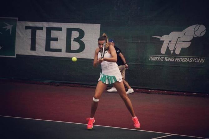 Gabriela Ruse aduce României prima victorie în meciul cu Italia (1-2), în Billie Jean King Cup