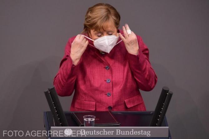 Germania Angelei Merkel vrea să cumpere până la 30 milioane de doze de vaccin Sputnik V