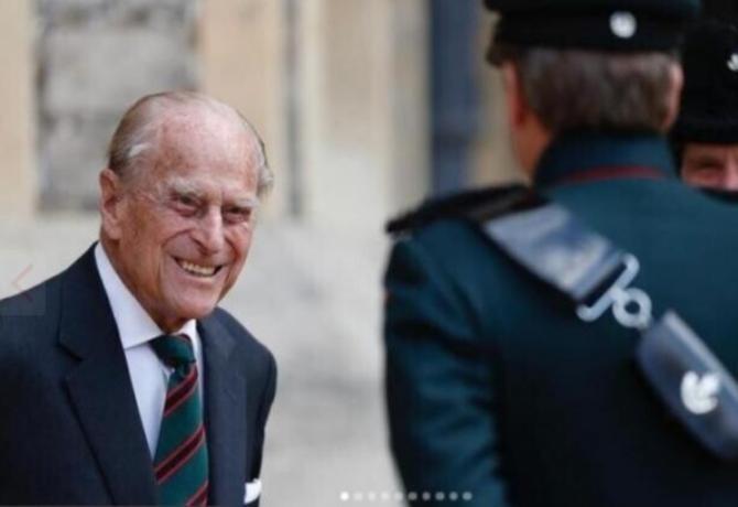 Gafele și glumele Prințului Philip din ultimele 7 decenii  /  Sursă foto: Instagram Royal Family