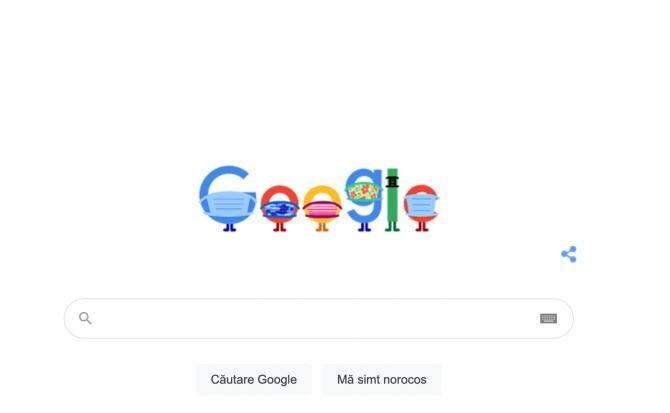 Google Doodle, 6 aprilie 2021