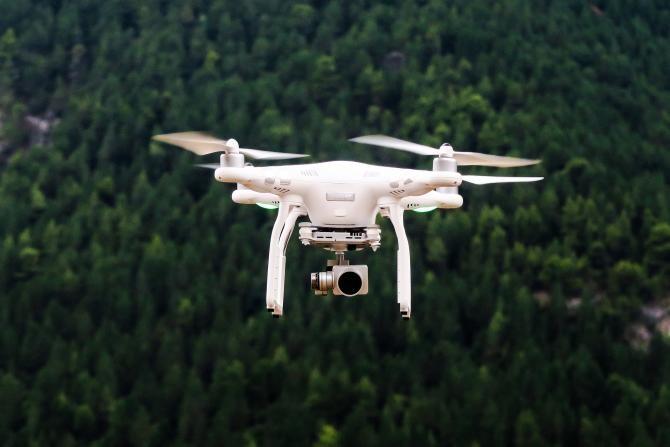 Investiție de 3,5 milioane de euro. Centru de cercetare în domeniul dronelor civile și militare la Brașov  /  Foto cu caracter ilustrativ: Pixabay