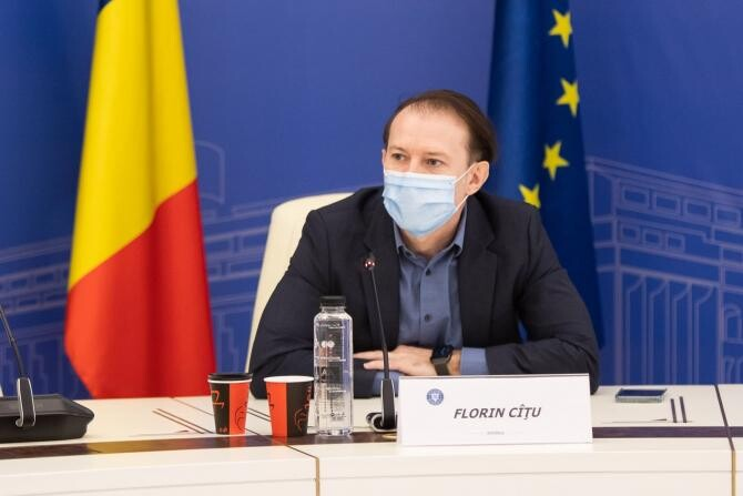 Foto: Facebook / Florin Cîțu