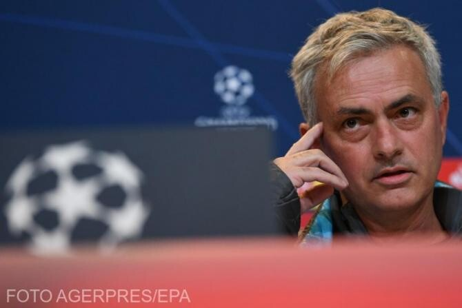 José Mourinho, concediat de Tottenham