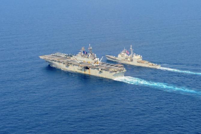 Circa 220 de vase chineze au fost detectate de garda de coastă filipineză la 7 martie