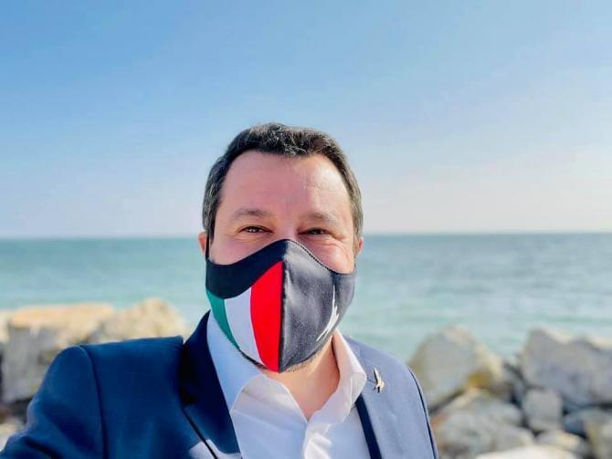 Matteo Salvini, trimis în judecată