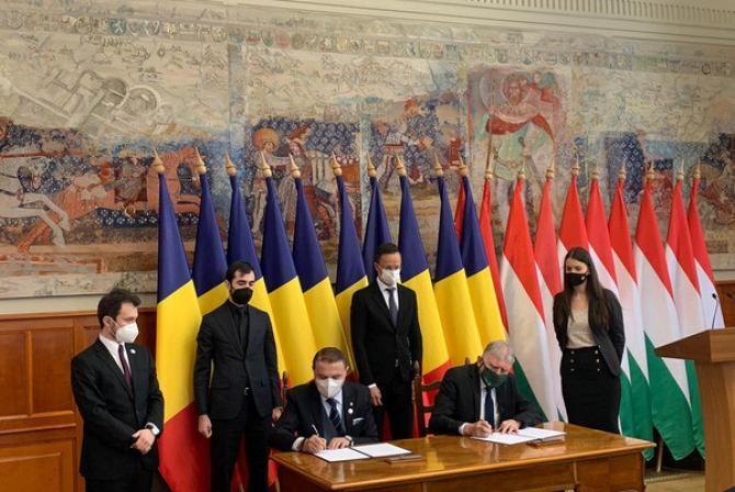 Memorandumul dintre camerele de comerț ale Romțniei și Ungariei