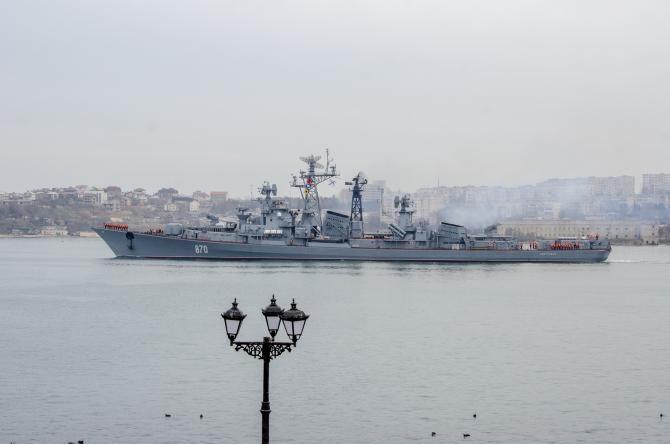 O navă militară iraniană a fost atacată în Marea Roșie  /  Foto cu caracter ilustrativ: Pixabay