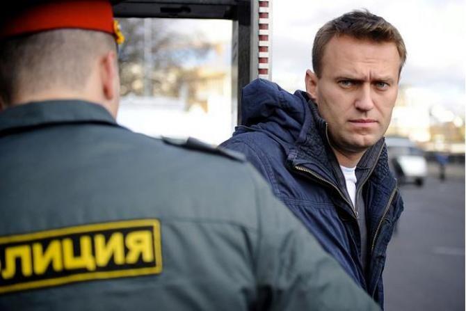 Navalnîi a slăbit 8 kg în colonia penitenciară