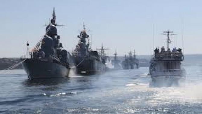 Porturile ucrainene din Marea Azov, blocate