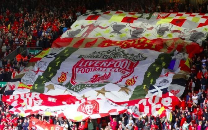 'Odihnește-te în pace, Liverpool și Arsenal!'. Protestul suporterilor contra Super Ligii