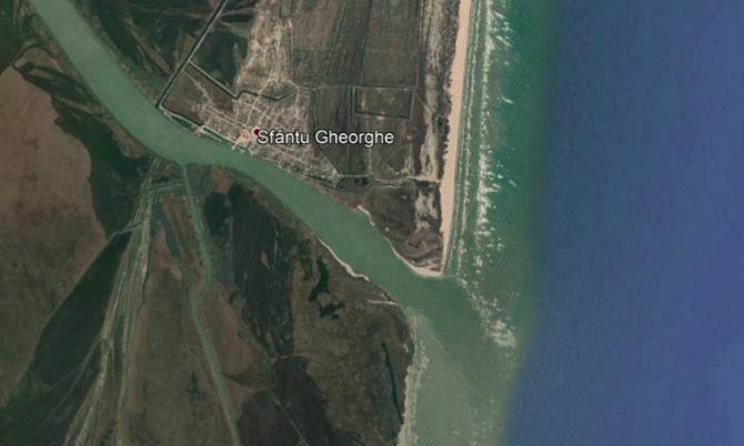 Sursă foto: Captură Google Maps