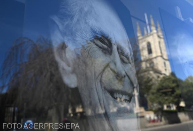 Un expert în cititul pe buze a descifrat ce şi-au spus Harry şi William la finalul funeraliilor prinţului Philip