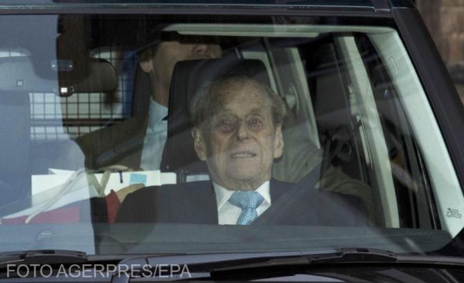 Prințul Philip a murit. Familia Regală a României, mesaj