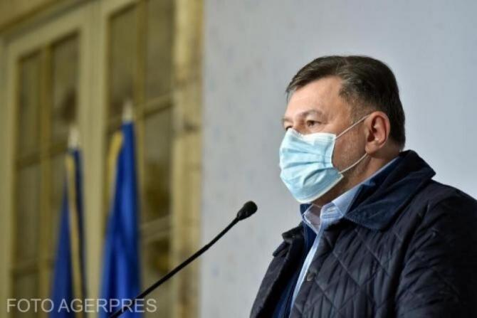 Rafila (PSD): Noi ne grăbim cu moţiunea, pentru a-i da ocazia premierului Cîțu să îl remanieze pe Vlad Voiculescu
