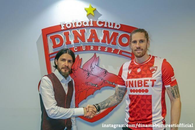 Foto: Facebook FC Dinamo Bucureşti