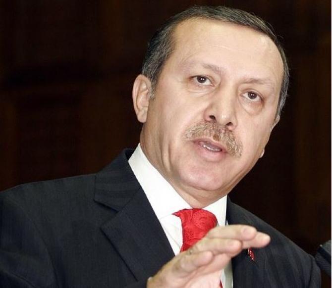 Recep Tayyip Erdogan l-a acuzat pe  Joe Biden că are 'mâinile pătate cu sânge' din cauza sprijinului acordat Israelului