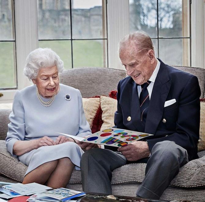 FOTO Instagram The Royal Family