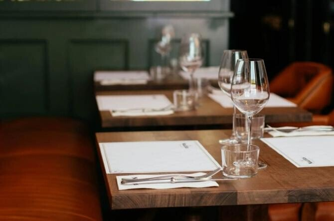 Restaurant / Foto Pexels