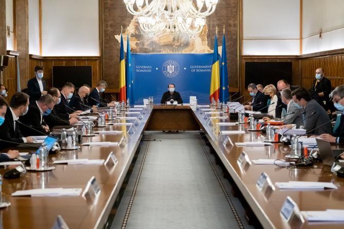 Imagine cu rol ilustrativ / Sursa foto: Facebook Guvernul României