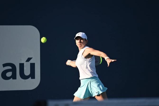 WTA Stuttgart, sferturi de finală. Simona Halep o va întâlni pe Ekaterina Alexandrova / Sursă foto: Facebook Simona Halep