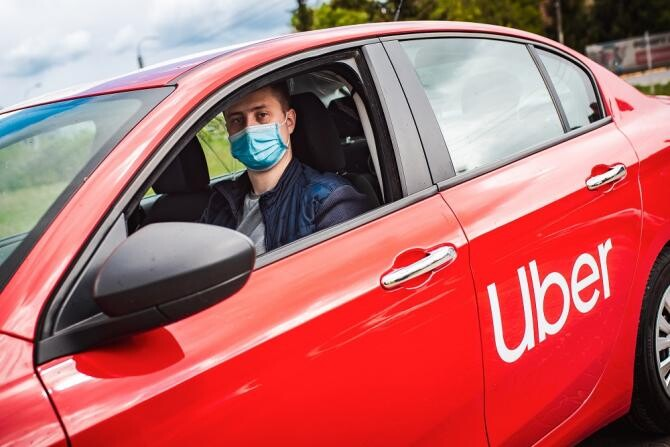 Uber Ploiești