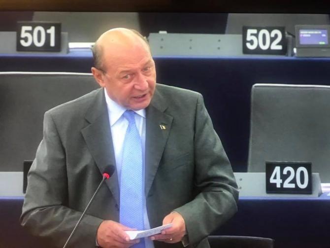 Facebook Traian Băsescu