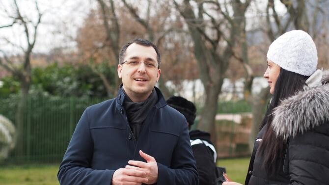 USR-PLUS o susține pe Ioana Mihăilă (PLUS) pentru funcția de ministru al Sănătății după debarcarea lui Vlad Voiculescu.