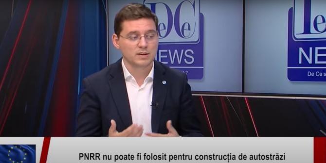 Victor Negrescu, la DCNewsTV