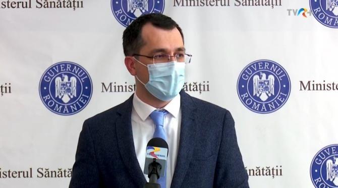 Vlad Voiculescu / Captură TVR
