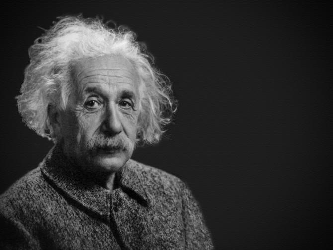 Vocea lui Albert Einstein a fost recreată. Îi poți adresa întrebări  /  Sursă foto: Pixbay
