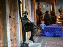 Explozia semnificativă a violenţei în Cisiordania ocupată, inclusiv în Ierusalimul de Est, precum şi în Fâşia Gaza