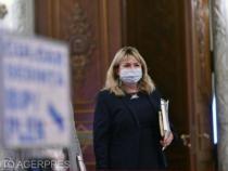 Anca Dragu, întrevedere cu președinta Senatului Spaniei, despre violența domestică și egalitatea de gen