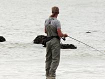 Un bărbat infectat cu SARS-CoV-2 a mers la pescuit în ziua de Paști  /  Foto cu caracter ilustrativ: Pixabay