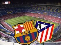 Barcelona și Atletico, egal alb pentru Real Madrid