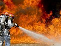 Casa senatorului Dorel-Constantin Onaca a luat foc / Foto cu caracter ilustrativ: Pixabay