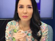 Claudia Țapardel, la DC News cu Cristian Bușoi