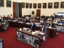 Ședința Consiliului Local Iași  Foto: Facebook