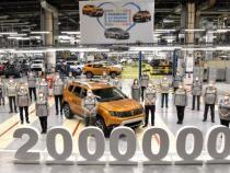 Modelul a fost livrat unui român  Foto: Automobile Dacia