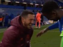 Reacția lui Hazard (Real Madrid) a provocat un imens scandal după eliminarea în fața lui Chelsea din semifinalele UCL